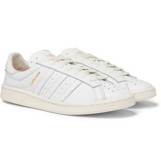 adidas Consortium SPEZIAL Earlham Textured-Leather Sneakers