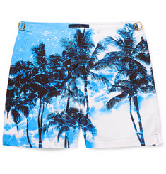 Orlebar Brown - Bulldog X Mid-Length Printed Swim Shorts