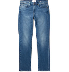 FRAME L'Homme Slim-Fit Denim Jeans
