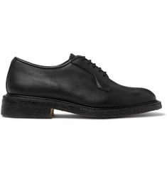 Tricker's Robert Pebble-Grain Leather Derby Shoes