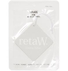 retaW Fragranced Car Tag - Barney