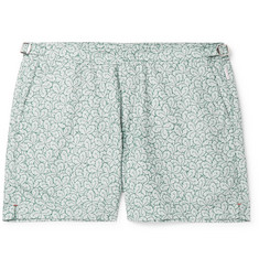 Orlebar Brown - Setter Mid-Length Printed Swim Shorts