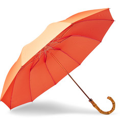 London Undercover - Bamboo-Handle Umbrella