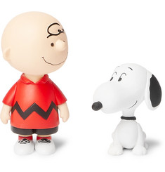 Medicom Ultra Detail Figure No.489 Charlie Brown & Snoopy