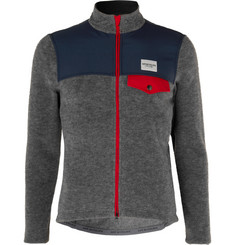 Cafe du Cycliste Alphonsine Fleece Cycling Jacket