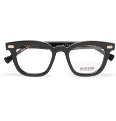Native Sons Kowalski D-Frame Acetate Optical Glasses