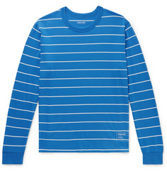 Entireworld Striped Organic Cotton-Jersey T-Shirt