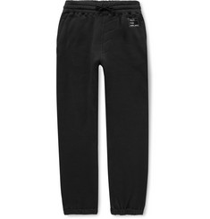 Entireworld Organic Fleece-Back Cotton-Jersey Sweatpants