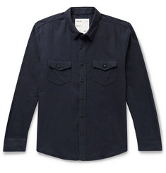Entireworld Organic Cotton-Flannel Shirt