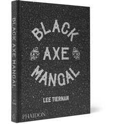 Phaidon Black Axe Mangal Hardcover Book