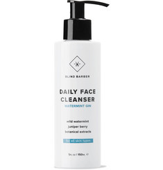 Blind Barber Watermint Gin Daily Face Cleanser, 150ml