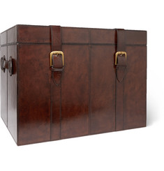 Ben Soleimani Leather Trunk