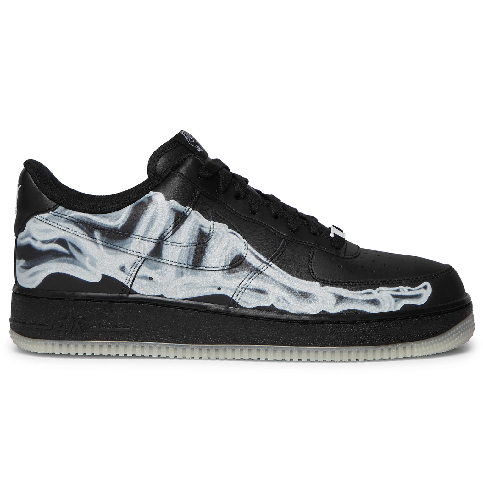 Nike Air Force 1 '07 Skeleton Leather Sneakers