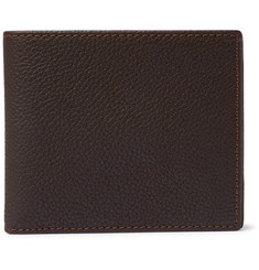 Anderson's Full-Grain Leather Billfold Wallet
