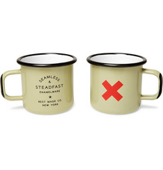 Best Made Company Seamless & Steadfast Enamelled Cup Set