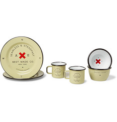 Best Made Company Enamel Gift Set