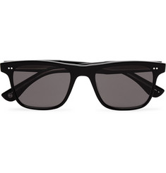 Garrett Leight California Optical Wavecrest 50 Square-Frame Acetate Polarised Sunglasses