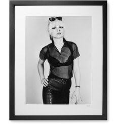 Sonic Editions Framed 1977 Debbie Harry Print, 16