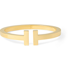 Tiffany & Co. Tiffany T Square 18-Karat Gold Cuff
