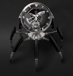 MB&F Octopod Stainless Steel, Nickel and Palladium-Plated Table Clock, Ref. No. 11.6000/201