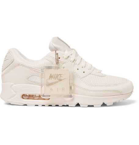 Newest Styles Nike Air Max 90 Leather (Boys) Lifestyle Shoes