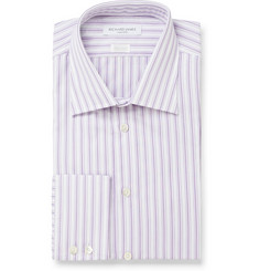 Richard James Striped Cotton Shirt