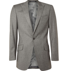 Richard James Houndstooth Wool Suit Jacket