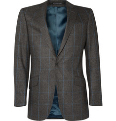 Richard James Prince of Wales Plaid Jacket