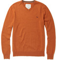 Aubin & Wills - Merino Wool V-Neck Sweater