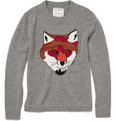 Aubin & Wills Frestrop Fox Merino Wool Sweater