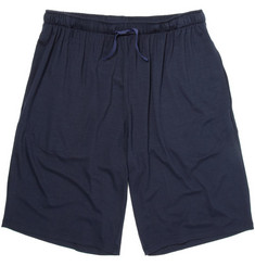 Naturally from Derek Rose Stretch-Micromodal Lounge Shorts
