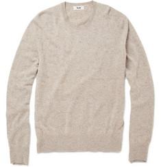 Acne Atlas O Cash Multi Fleck Sweater