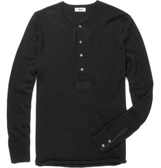 Acne Bristol Wool Henley Top