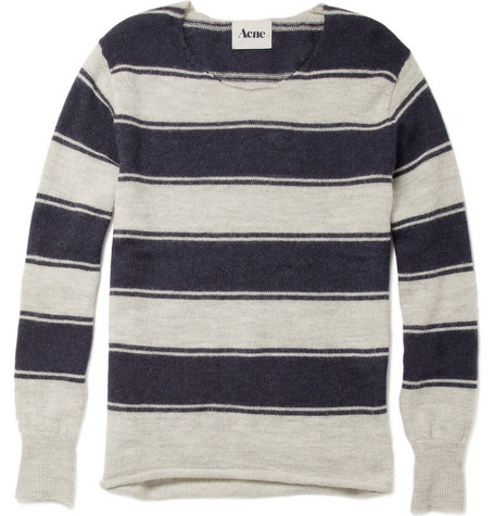 Acne Studios Lima Alpaca-Blend Sweater