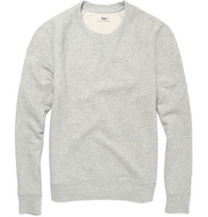 Acne College Crew Neck Jersey Sweater