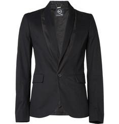McQ Cotton Tuxedo Jacket