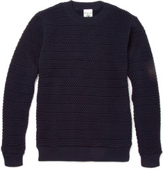 S.N.S. Herning Vent Waffle Knit Sweater