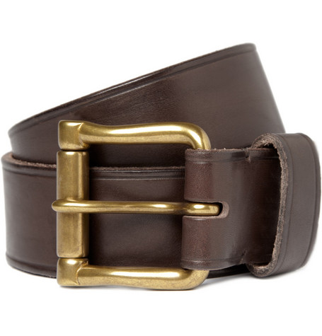 Ralph Lauren Shoes & Accessories Leather Belt