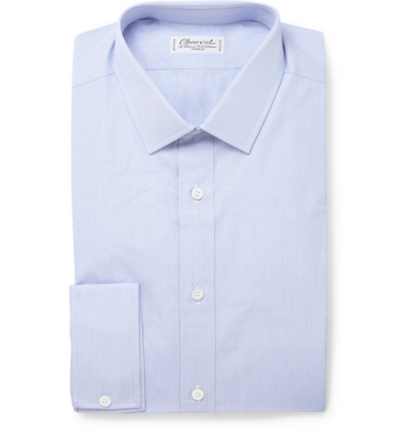 Charvet Slim Fit Cotton Shirt