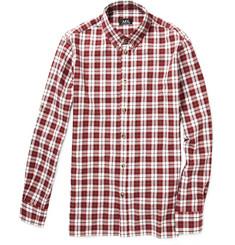 A.P.C. Plaid Cotton Shirt
