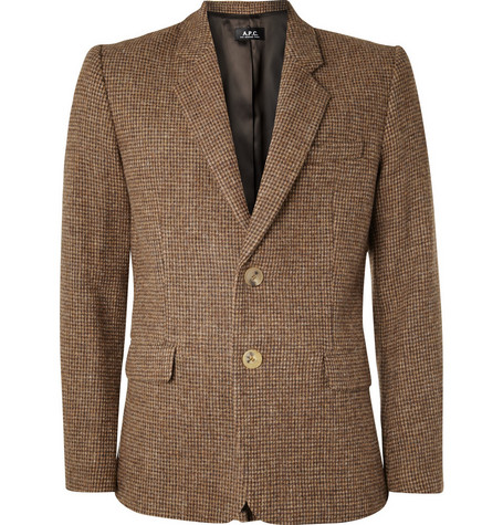 A.P.C. Harris Tweed Jacket