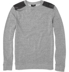 A.P.C. Shoulder Panel Sweater
