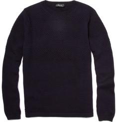 A.P.C. Woollen Fisherman's Sweater