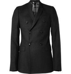 Burberry London Salford Double-Breasted Wool Blazer