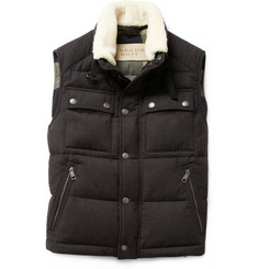 Burberry Brit Down Filled Gilet