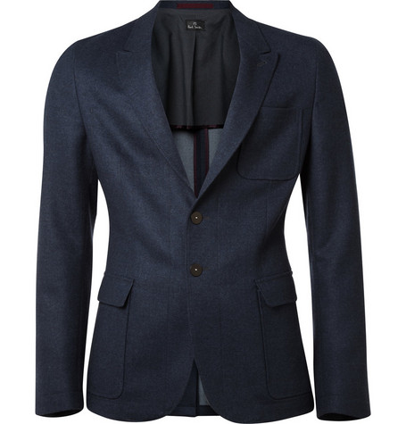 PS by Paul Smith Classic Wool-Blend Blazer