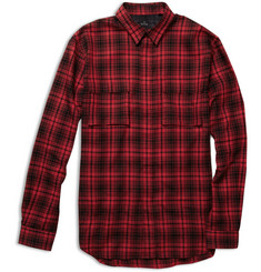 PS by Paul Smith Plaid Cotton Shirt
