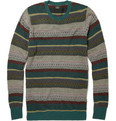 PS by Paul Smith Merino Wool Blend Fair Isle Sweater