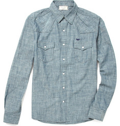 Kitsuné Western Denim Shirt