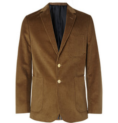 Kitsuné Two Button Corduroy Jacket